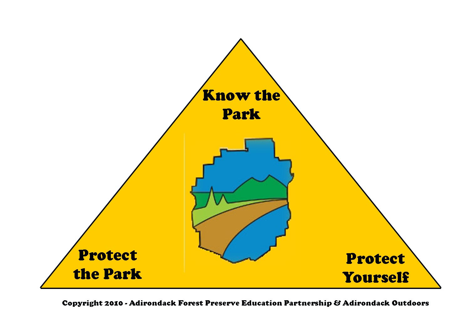Forest Energy Pyramid