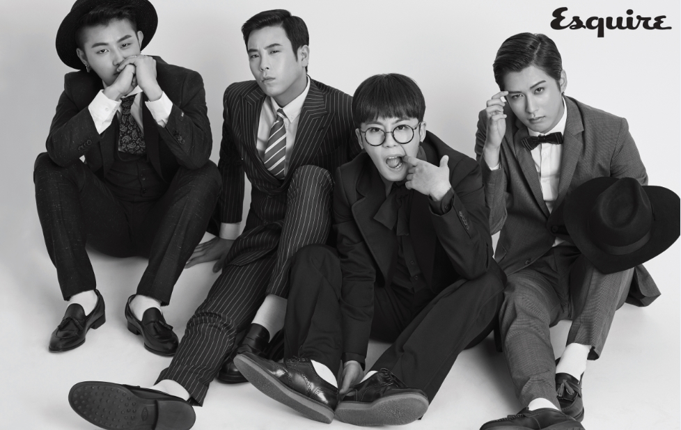 Block B Korean Boy Group
