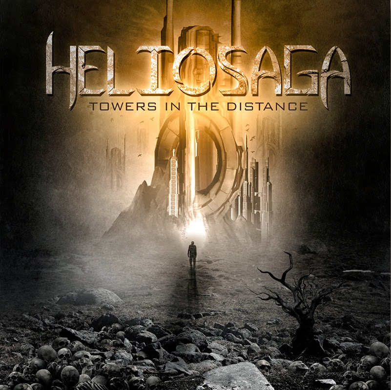 Heliosage (Symphonic Power Metal) - 'Towers in the Distance' CD Review