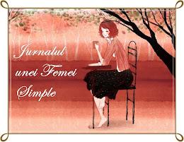 Jurnalul femeilor/fetelor dar si a tuturor ce cauta simplitatea