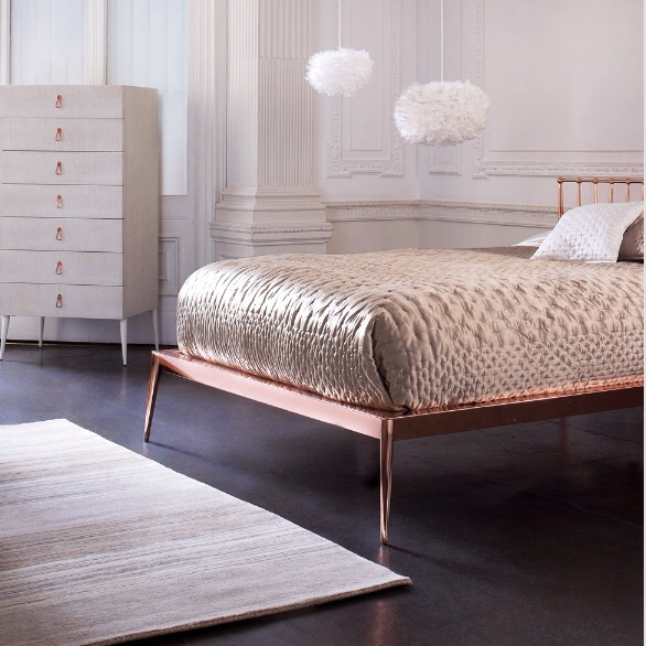John Lewis Ercol Day Bed : Feeling rosey