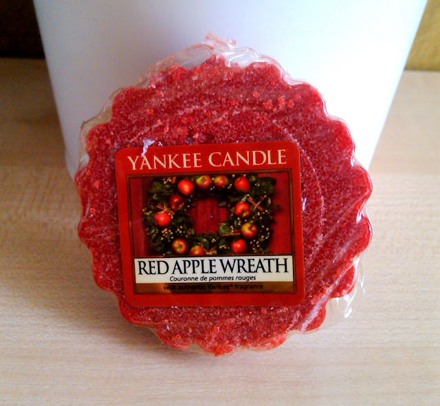 Yankee Candle, Red Apple Wreath