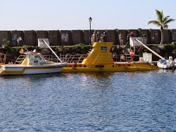 Yellow Submarine in Pto. Mogan