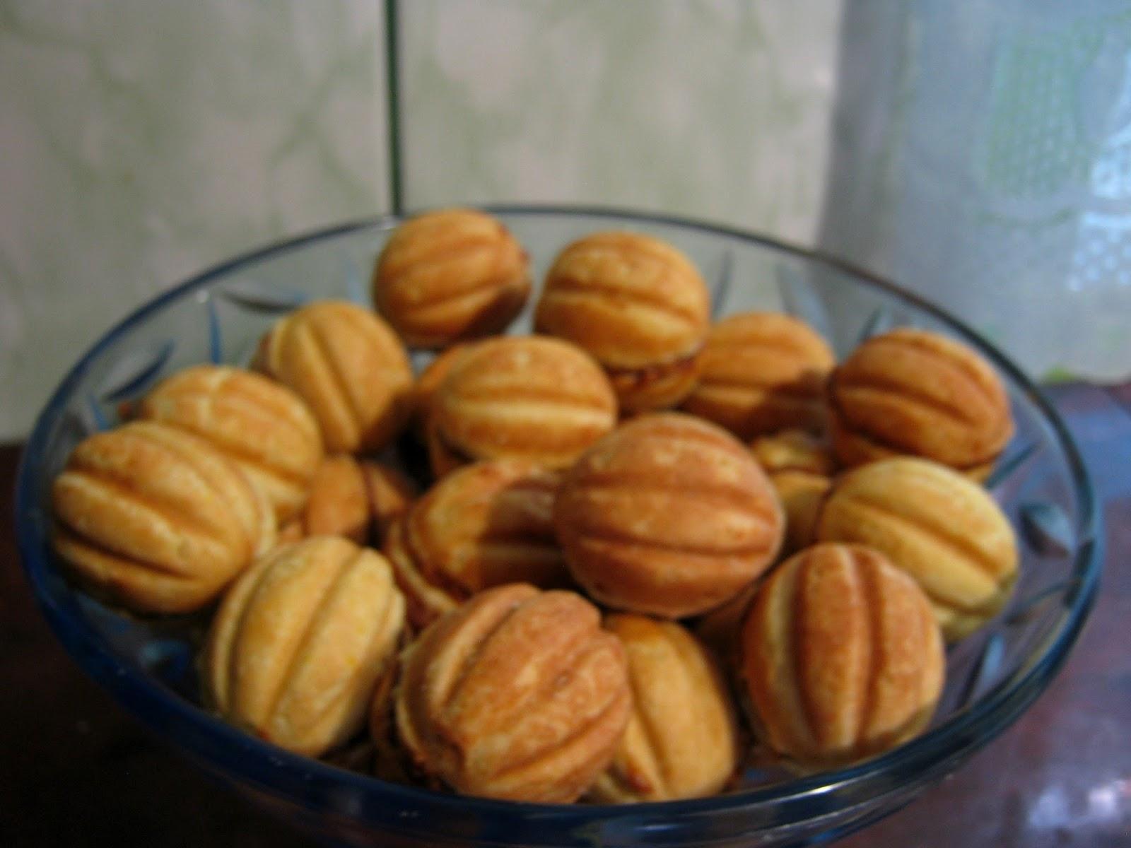 Орешки со сгущёнкой рецепт без орешницы рецепт