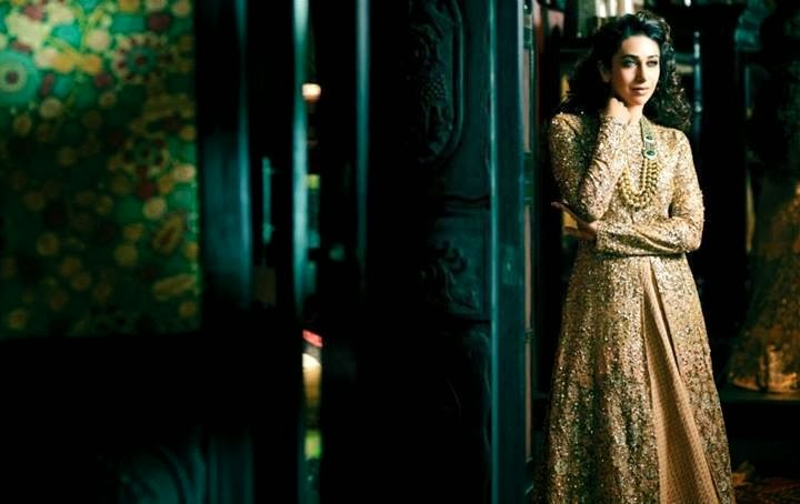 Karishma Kapoor - Hello! India Catalogue | Sabyasachi ... Sabyasachi Bridal Collection 2014