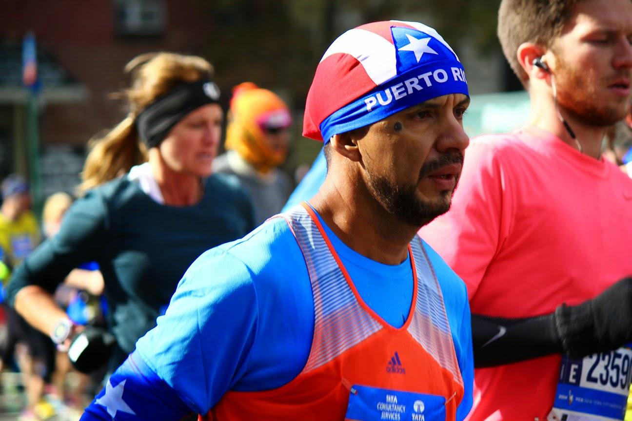 Sangre Boricua en el Maratón de la Ciudad de Nueva York