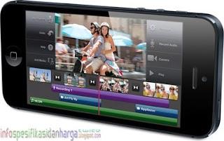 Harga iPhone 5 CDMA - GSM 16, 32, 64GB Hp Terbaru 2012