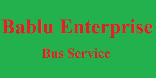 Bablu Enterprise Bus Service