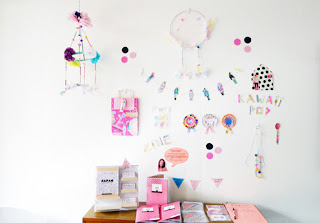 JennaTempletonKawaiiPopSpaceMiniMart1b%2528c%2529 Super Kawaii Crafts Blog and Gift Wrapping Inspiration | My Life As a Magazine