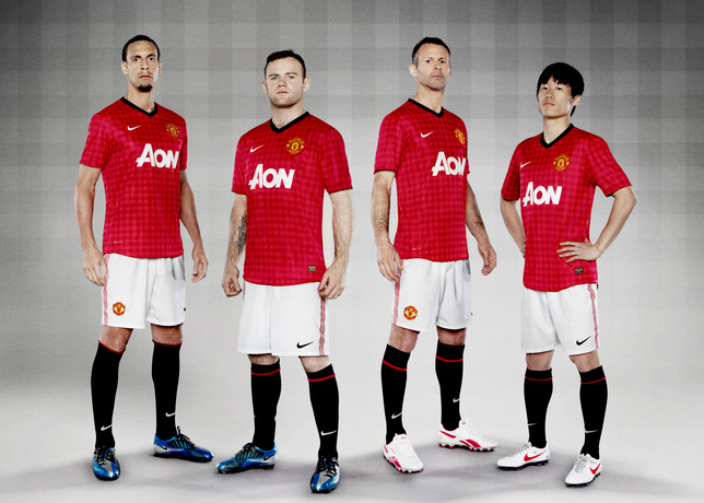 manchester united 12-13