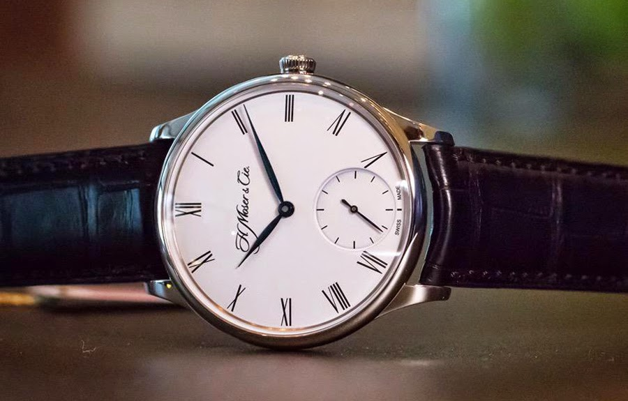 H. Moser & Cie. - Venturer Small Seconds with Roman Numerals