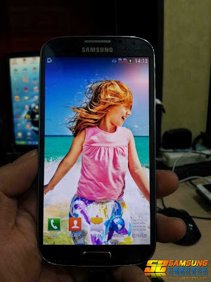 Samsung S IV leaked screenshot