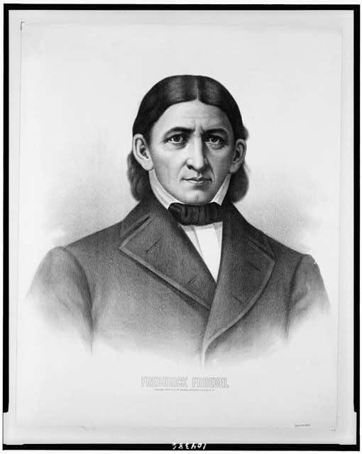 friedrich froebel 2 essay Friedrich froebel is best known for his book the education of man (1826) and for  being the founder of the kindergarten movement in the book, he described.