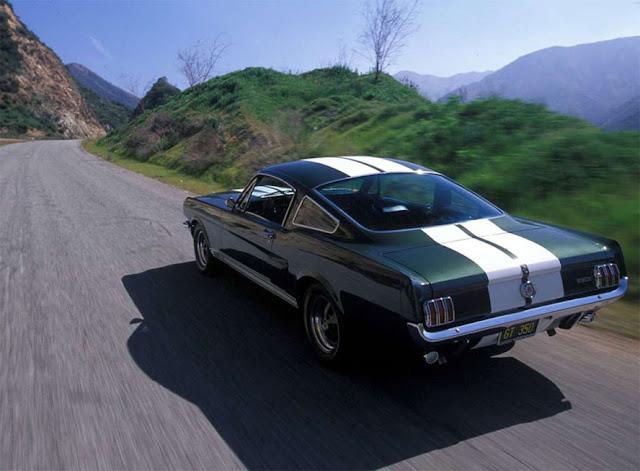 シェルビー・マスタング | Shelby Mustang 1965 GT350/GT350R