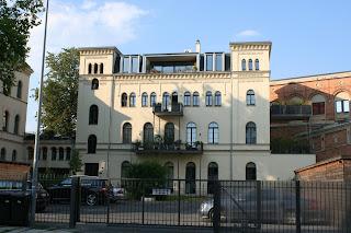 Villa Keil Ecke Tal/Goldschmidtstrasse