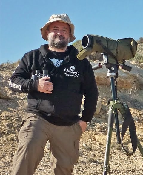 Entrevistamos a Elías Gomis jurado del Concurso Fotográfico Alicante Natural 2014