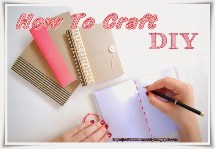 How To Craft, Crafts Projects, Craft Idea