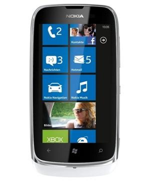Nokia Lumia 610 Blanco Tienda Claro Perú