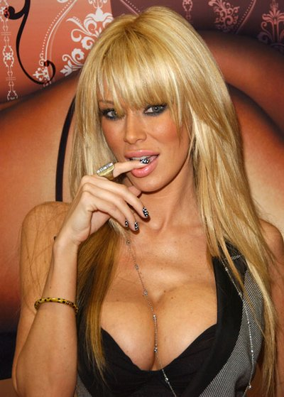 Jenna Jameson lesbisches Video