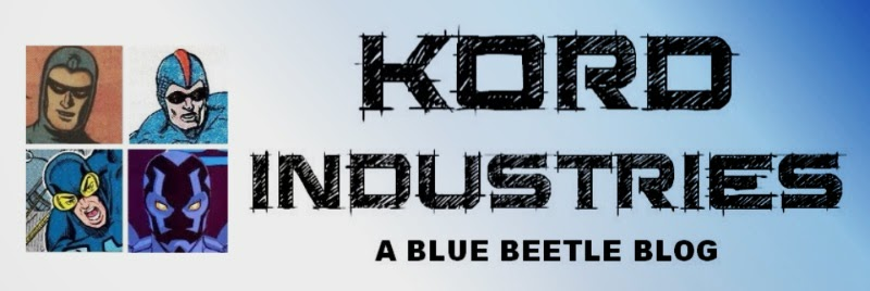 Kord Industries: A Blue Beetle Blog