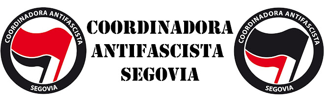 COORDINADORA ANTIFASCISTA DE SEGOVIA