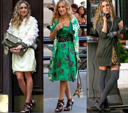 Fashion from the Hart : Dose of Inspiration: Carrie Bradshaw