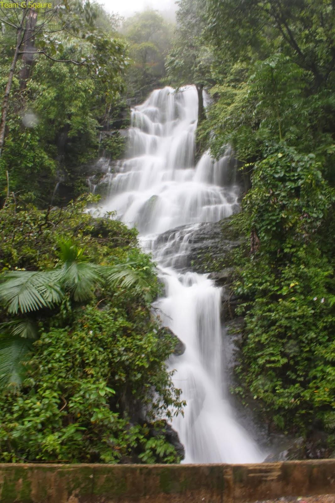 Chandikamba Falls, Hulikal Falls