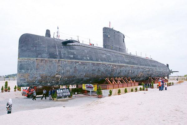 Permalink to Muzium Kapal Selam Melaka Di Pantai Klebang Percutian Menarik Malaysia