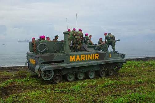 Marinir TNI AL Akan Terima 37 Tank dari Rusia di Akhir Tahun 2013