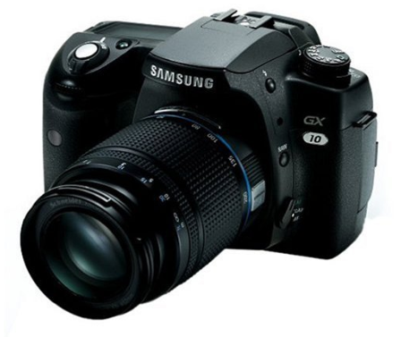 Digital SLR Camera Samsung GX-10