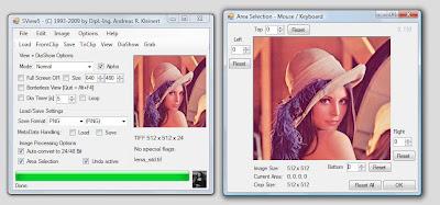 برنامج مشاهدة وتحويل الصور مع ميزات للمعالجة Download SView5