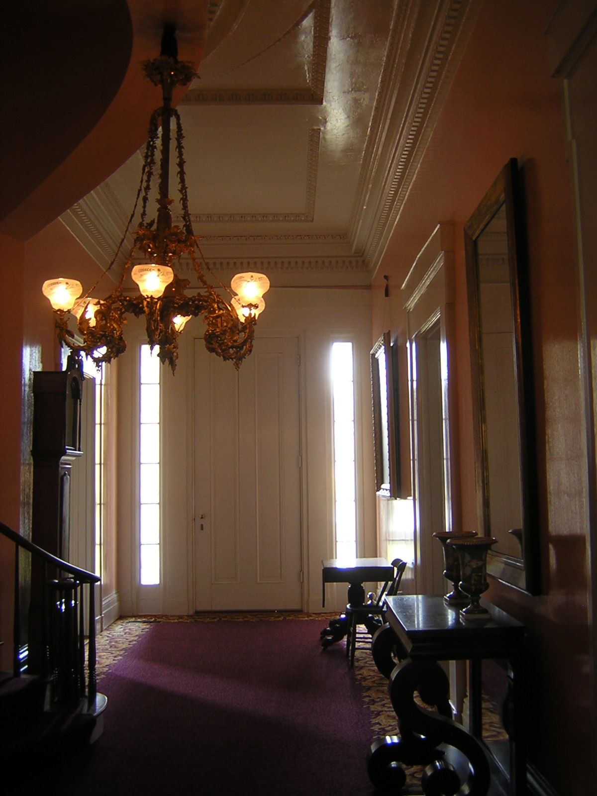 Also Had 10 Tall Doors Both Front And Back Entrance Hall The Pocket Arent They Simply Majestic I Do Want In Ariel