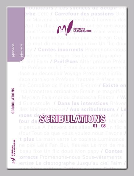 SCRIBULATIONS 01-08