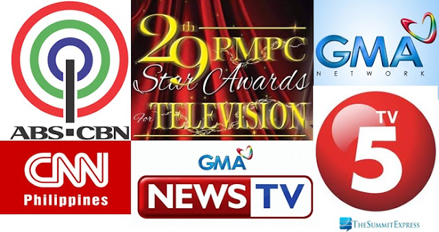 29th PMPC Star Awards for TV 2015