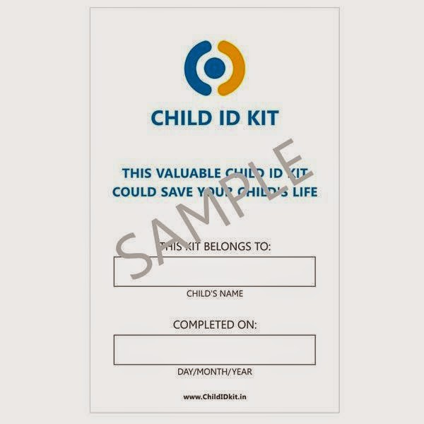 Free Child ID Kit from SafetyKart