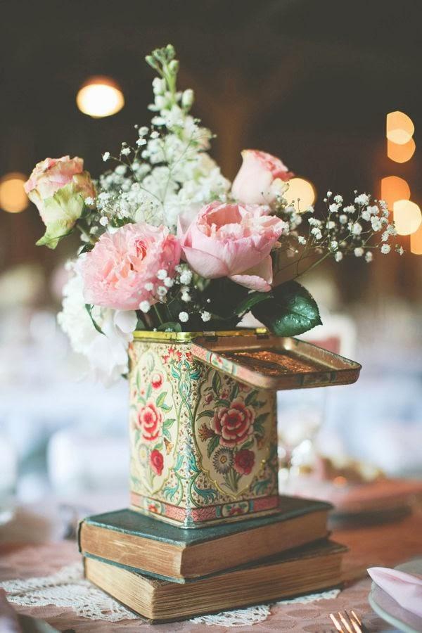 Noiva com classe diy casamento econ mico fa a voc for Afternoon tea decoration ideas