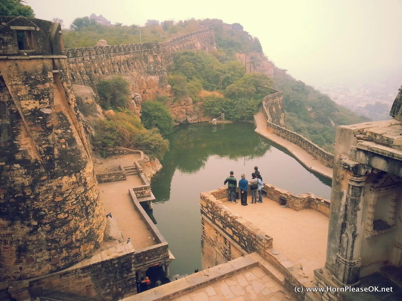 Gaumukh Kund, Chittorgarh Fort