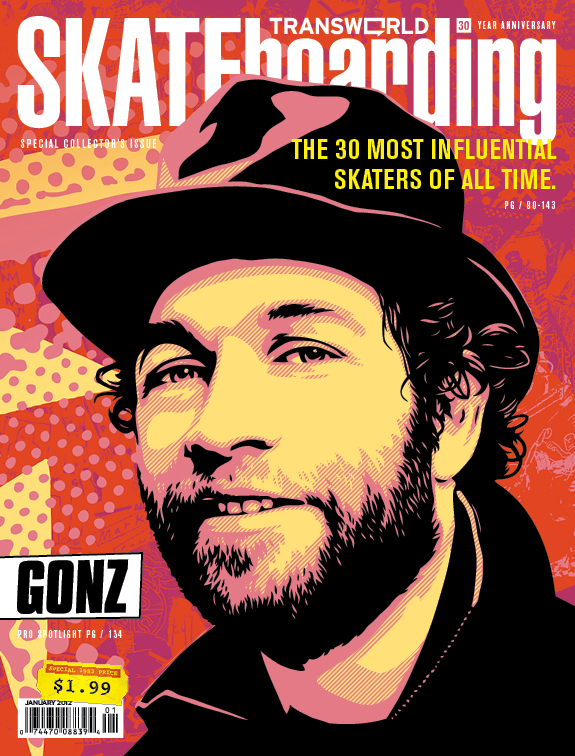 The 30 most influential skaters of all time, Gonz, Tony Hawk, Rodney Mullen, Christian Hosoi