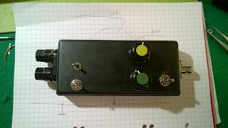 QRP Z-matchbox