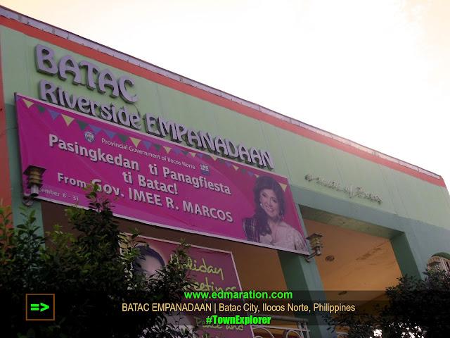Batac Riverside Empanadaan