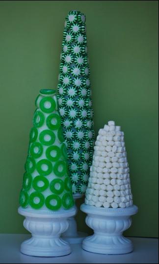 Ideas para navidad arbol de caramelos - Ideas originales arbol navidad ...