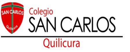 COLEGIO SAN CARLOS QUILICURA AGENDAS SEMANALES