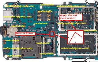 Nokia 6300 mic not working problem solution diagram