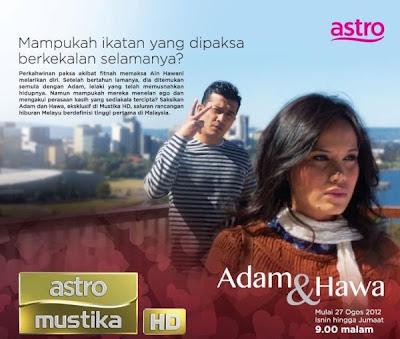 Drama Adam & Hawa Episod 25 Hingga 28