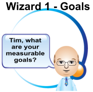 Content Marketing Wizard 1.3 Measurable Goals