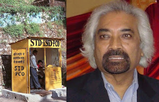 Sam Pitroda Rajiv Gandhi PT education Bright Sparks Sandeep Manudhane SM sir