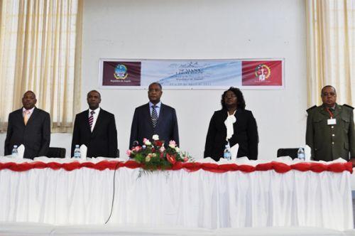 Angola: PGR PRENDE SUSPEITOS DE FRAUDE