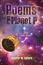 Poems from Planet P: You Are Here, Portland, Ore.