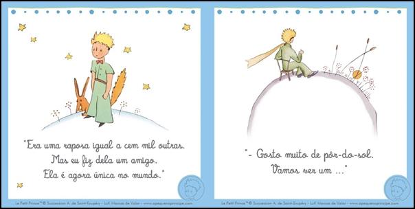 frases pequeno príncipe