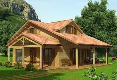 Fotos E Modelos De Casas De Campo Para Construir